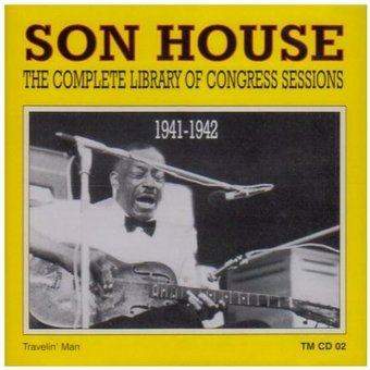 The Complete Library of Congress Sessions,