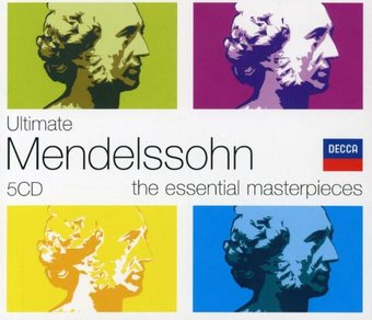 Ultimate Mendelssohn [5 CD]