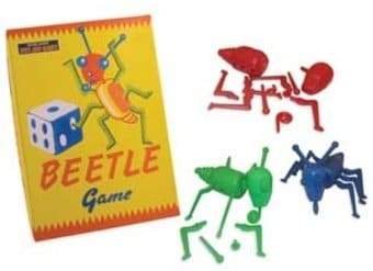 Beetle Vintage Game