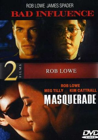 Bad Influence (1990) / Masquerade (1988)