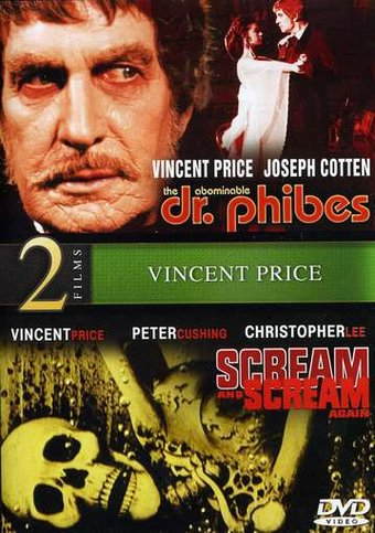 The Abominable Dr. Phibes / Scream and Scream