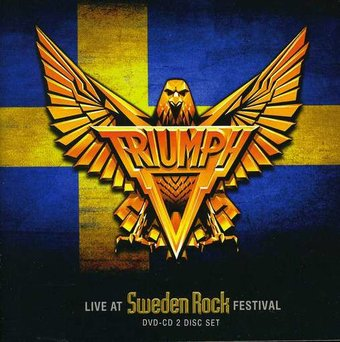 Live at Sweden Rock Festival (CD + DVD)