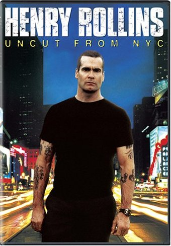 Henry Rollins - Uncut from NYC