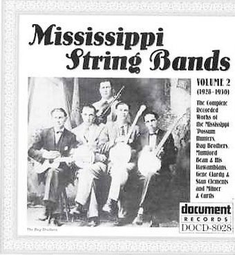 Mississippi String Bands, Volume 2 [Document]