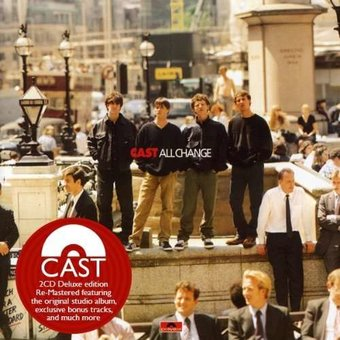 All Change [Deluxe Edition] (2-CD + DVD)