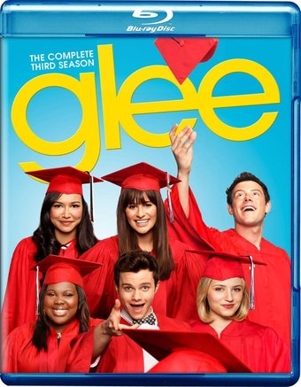 Glee - Season 3 (Blu-ray)