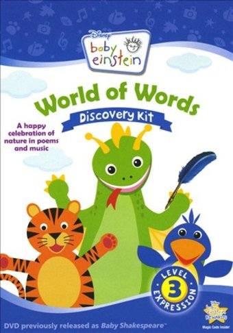 World of Words Discovery Kit