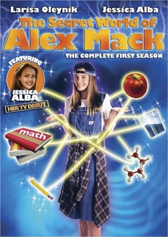 The Secret World of Alex Mack - Season 1 (2-DVD)