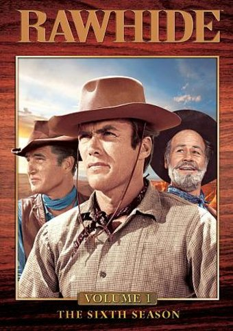 Rawhide - Season 6 - Volume 1 (4-DVD)