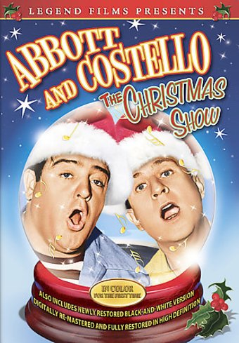 Abbott & Costello - The Christmas Show