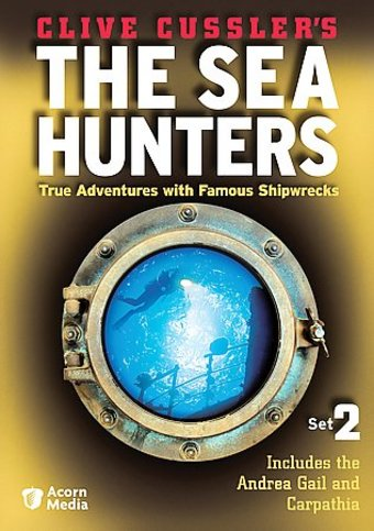 Clive Cussler's The Sea Hunters - Set 2 (2-DVD)