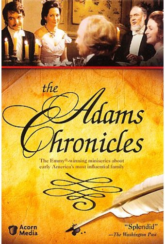 The Adams Chronicles (4-DVD)