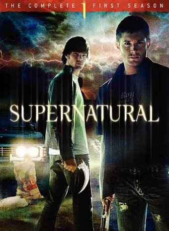 Supernatural - Season 1 (6-DVD)
