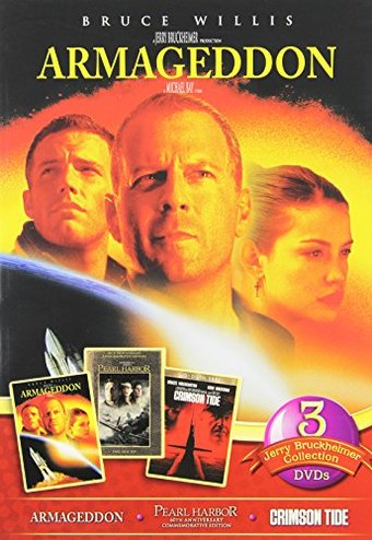 Jerry Bruckheimer Collection (Armageddon / Pearl