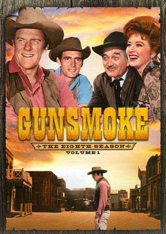 Gunsmoke - Season 8 - Volume 1 (5-DVD)