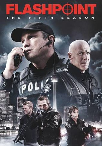 Flashpoint - Season 5 (3-DVD)