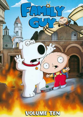 Family Guy - Volume 10 (3-DVD)