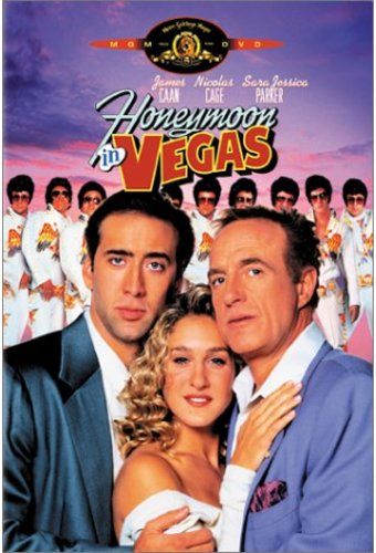 Honeymoon In Vegas DVD (1992) Starring James Caan & Sarah