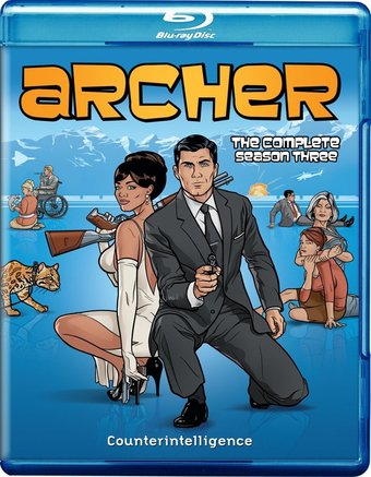 Archer - Complete Season 3 (Blu-ray)