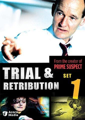 Trial & Retribution - Set 1 (4-DVD)