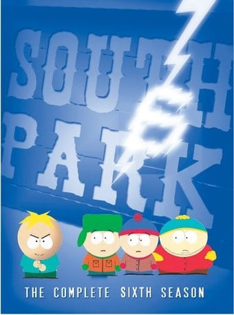 South Park - Complete Season 6 (3-DVD)