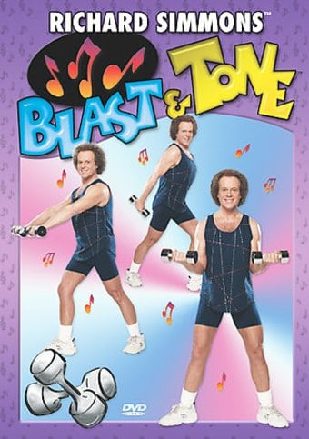 Richard Simmons: Blast & Tone