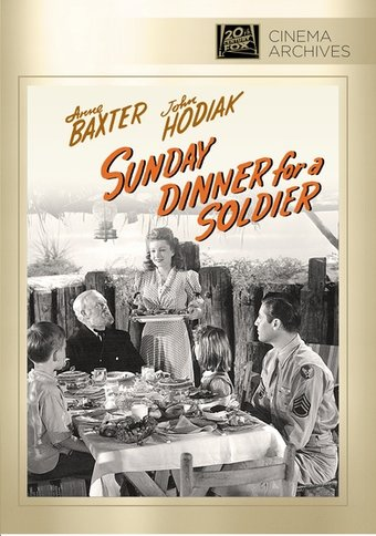 Sunday Dinner for a Soldier (Full Screen)