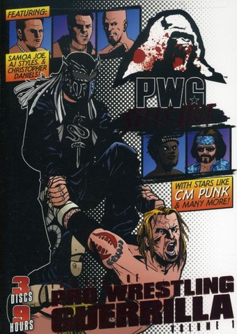 PWG Sells Out: The Best of PWG, Volume 1 (3-DVD)