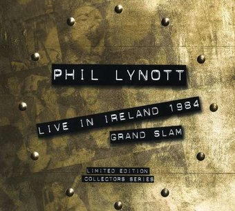 Live In Ireland 1984: Grand Slam (CD+CD-ROM)