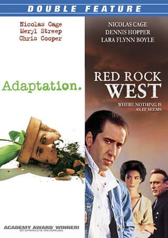 Adaptation / Red Rock West (2-DVD)