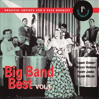 Big Band Best, Volume 1
