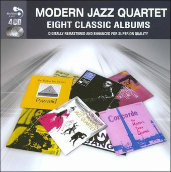 Eight Classic Albums (4-CD)