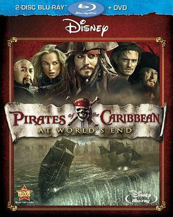 Pirates of the Caribbean: At World's End (Blu-ray