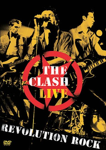 The Clash - The Clash Live: Revolution Rock