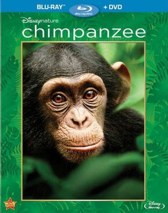 Disneynature: Chimpanzee (Blu-ray + DVD)