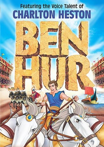 Ben Hur - An Epic Tale of Courage and Faith