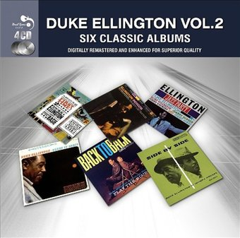 Six Classic Albums, Volume 2 (4-CD)