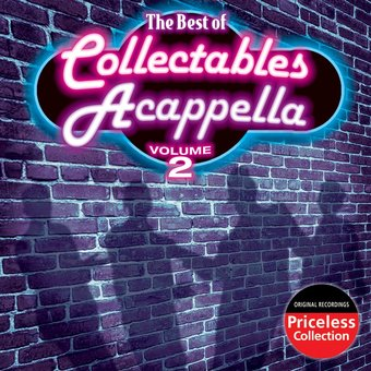 The Best of Collectables Acappella, Volume 2
