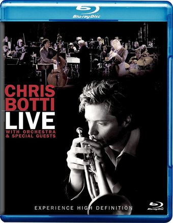 Live with Orchestra & Special Guests (Blu-ray