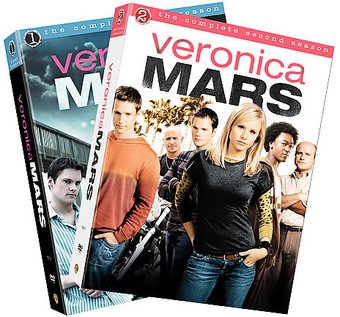Veronica Mars - Complete Seasons 1 & 2 (12-DVD)