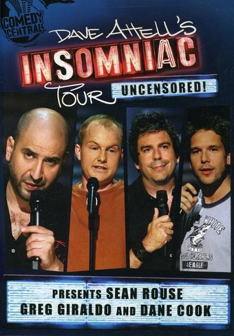 Dave Attell's Insomniac Tour Uncensored!