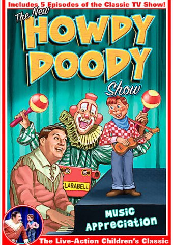 Howdy Doody, Volume 1: Music Appreciation