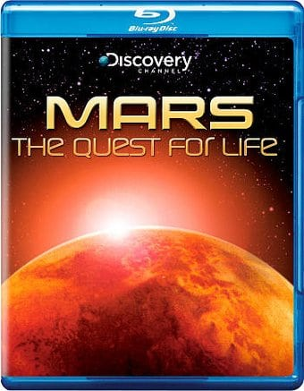 Mars: The Quest for Life (Blu-ray, Blu Ray)