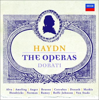 Haydn: The Operas