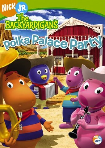 The Backyardigans - Polka Palace Party