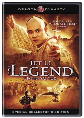 The Legend of Fong Sai Yuk (2-DVD)