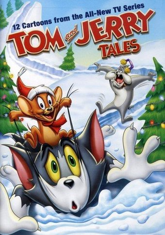 Tom and Jerry Tales, Volume 1