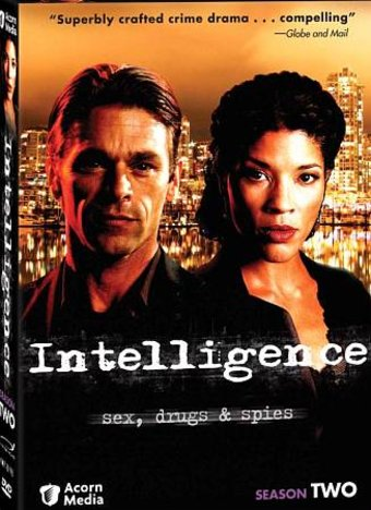 Intelligence - Season 2 (4-DVD)