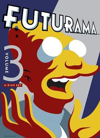 Futurama - Volume 3 (4-DVD)