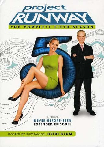 Project Runway - Complete 5th Season (4-DVD)
